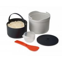 Sada na prípravu ryže JOSEPH JOSEPH M-Cuisine ™ Microwave Rice Grain Cooker