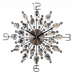 Crystal nástenné hodiny JVD HT54.1 49 cm