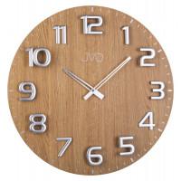 Nástenné hodiny JVD design HT075.1, 50cm