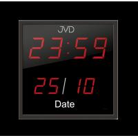 Digitálne nástenné hodiny JVD DH41, 28cm
