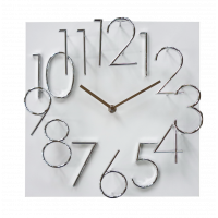 Nástenné hodiny JVD quartz HB24.5 30cm