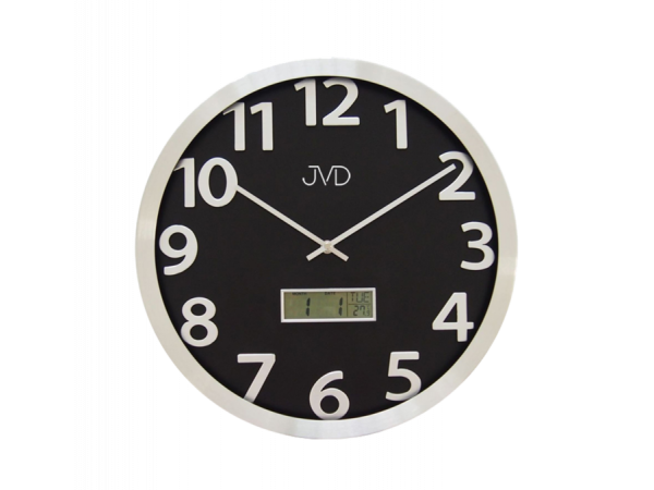 Nástenné hodiny JVD HO047.1, 40cm