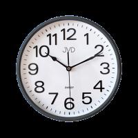 Nástenné hodiny JVD HP683,2 šedé, sweep