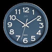 Hodiny JVD HX2413.1, modré  30cm