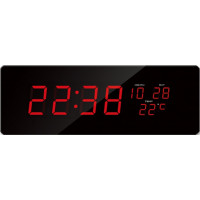 Nástenné digitálne hodiny JVD DH2.2, 51cm