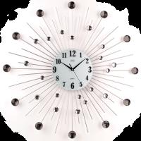 Nástenné dizajnové hodiny JVD HJ20.1 Krystal 70cm