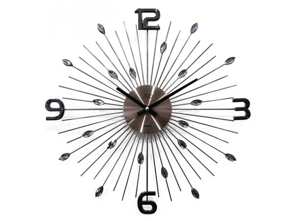 Crystal nástenné hodiny JVD HT104.2 49 cm