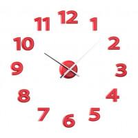 Nalepovacie nástenné hodiny JVD HB12.3