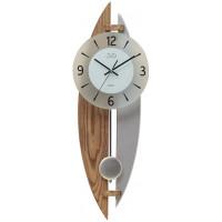 Dizajnové kyvadlové nástenné hodiny JVD NS17068/78, 70cm