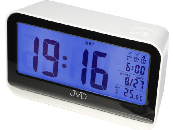 Digitálny budík JVD SB130.3,15cm