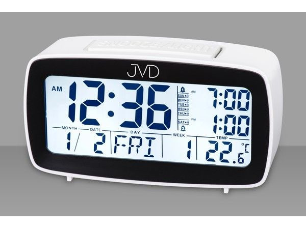 Digitálny budík JVD SB82.4, 14cm