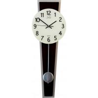 Dizajnové kyvadlové nástenné hodiny JVD NS17020 / 23, 63cm