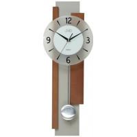 Dizajnové kyvadlové nástenné hodiny JVD NS18059/41, 60cm