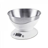 Kuchynská váha Eldom WK 280S, 5kg, biela