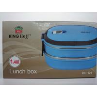 Box na jedlo KingHoff KH1129, 1480ml, modrý