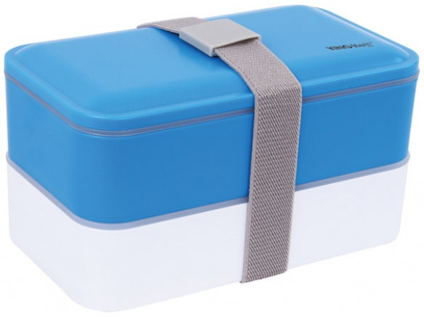 Box na jedlo Kinghoff, 1200ml, KH1131, modrý
