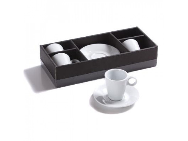 Sada na kávu ESSENTIELLE porcelánová