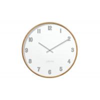 Biele hodiny LAVVU FADE LCT4060
