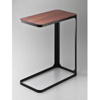 Bočný stolík Yamazaki Frame, čierny