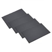 Bridlicové podložky KITCHEN CRAFT Artesa Slate placemats, 30x20cm, 4ks