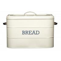 Chlebník KITCHEN CRAFT Bread Bin, krémový