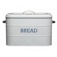 Chlebník KITCHEN CRAFT Bread Bin, sivý