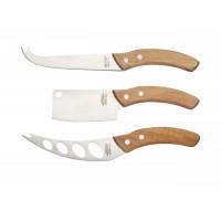 Nože na syr KITCHEN CRAFT Artesa 3 Knife Set