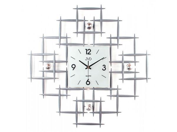 Nástenné hodiny dizajn JVD HJ67 56cm