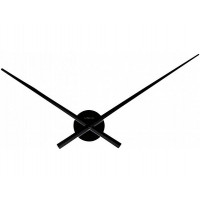 Designové nástenné hodiny 3118zw Nextime Hands 70cm