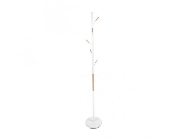 Vešiak Leitmotiv Fushion, bielý, 177cm