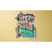 3D fototapeta Benátky, 100 x120cm