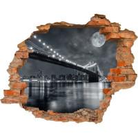 3D fototapeta, Manhattan, 125 x100cm