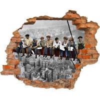 3D fototapeta, New York Robotníci, 125 x100cm