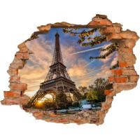 3D fototapeta, Paríž, 125 x100cm