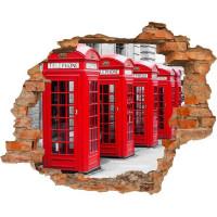 3D fototapeta, Telefón, 125 x100cm