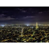 Fototapeta, Paríž, 2, 315 x232cm