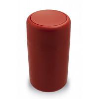 Odpadkový kôš Qualy Capsule Flip, červený