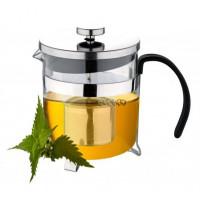 Sklenená kanvica na  čaj alebo kávu, Renberg, 1L