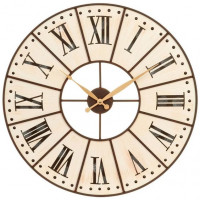 Nástenné hodiny Atmosphera Vintage JJ1231, 58cm