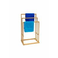 Držiak na uteráky bambusový, RD3085, 82cm