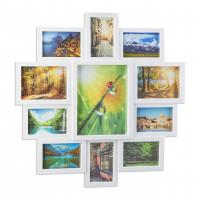 Fotogaléria Collage na 11 fotiek rd1953, biely, 62cm