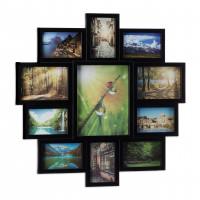 Fotogaléria Collage na 11 fotiek rd1953, čierny, 62cm