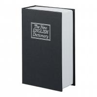 Pokladnička do knižnice English Dictionary, rd0798 čierna