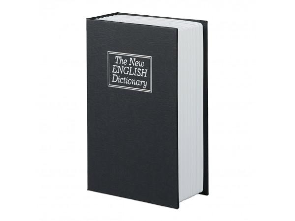 Pokladnička do knižnice English Dictionary, rd0800XL čierna