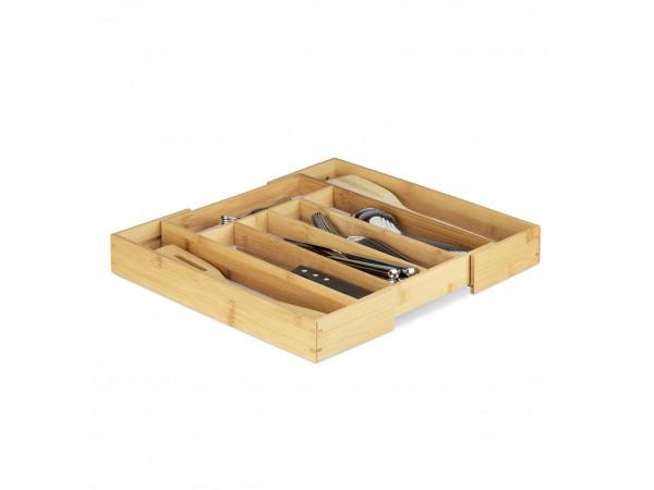 Priehradky na príbory Bamboo  XL, 39cm rozšíriteľný, rd2763