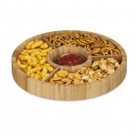 Servírovací tanier Snack, Bamboo RD0250