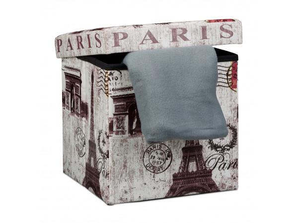 Taburetka s vekom skladacia, rd9050, Paris
