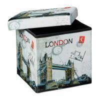Taburetka s vekom skladacia, rd9050, London