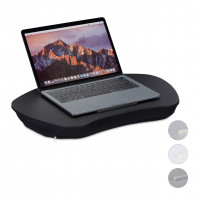 Vankúš pod  laptop s rukoväťou RD7857 čierny