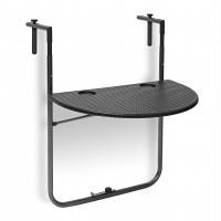 Balkónový závesný stôl Bastian skladací, rd0054